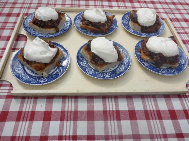 Kaffee-und Kuchenzeit in Schweden