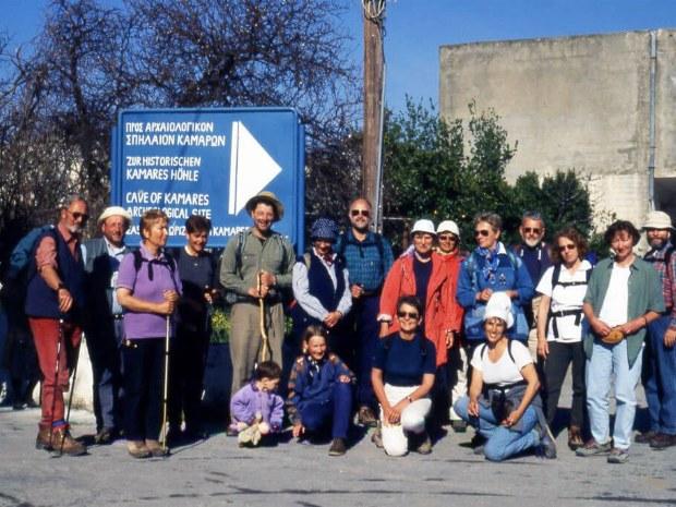 Gruppenbild von unseren Gästen
